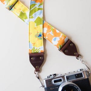 Reclaimed Camera Strap in Broad Street Product detail photo 1