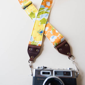 Reclaimed Camera Strap in Broad Street Product detail photo 3