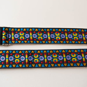 Vintage Guitar Strap in St. Phillip Street Product detail photo 2