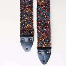 Nashville Series Guitar Strap in Porter Road