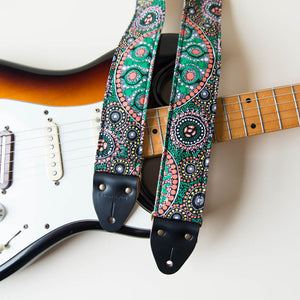 Nashville Series Guitar Strap in Russell Street Product detail photo 2
