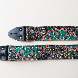 Nashville Series Guitar Strap in Russell Street