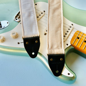 Velvet Guitar Strap in West Village Product detail photo 7