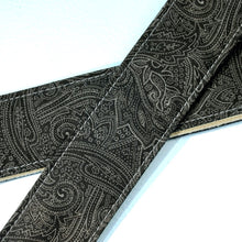 Paisley Guitar Strap in Bascobel