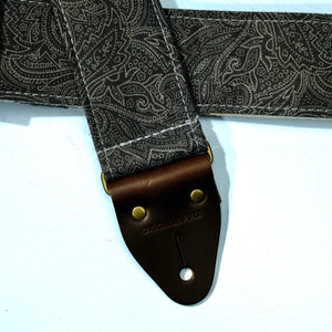Paisley Guitar Strap in Bascobel Product detail photo 6