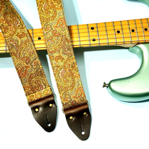 Paisley Guitar Strap in Kirkland Product detail photo 0