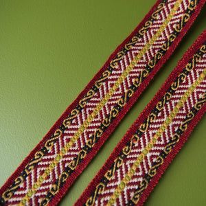 Peruvian Guitar Strap in Cusco