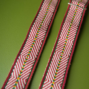 Peruvian Guitar Strap in Doug Martsch Product detail photo 2