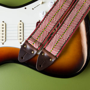 Peruvian Guitar Strap in Doug Martsch Product detail photo 0