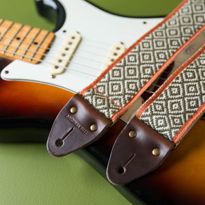 Peruvian Guitar Strap in Miraflores Product detail photo 1