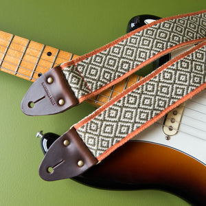 Peruvian Guitar Strap in Miraflores Product detail photo 3