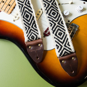 Peruvian Guitar Strap in Nasca Product detail photo 0
