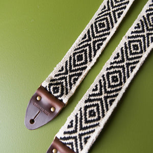 Peruvian Guitar Strap in Nasca Product detail photo 1