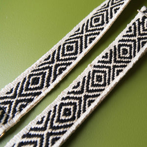 Peruvian Guitar Strap in Nasca Product detail photo 3