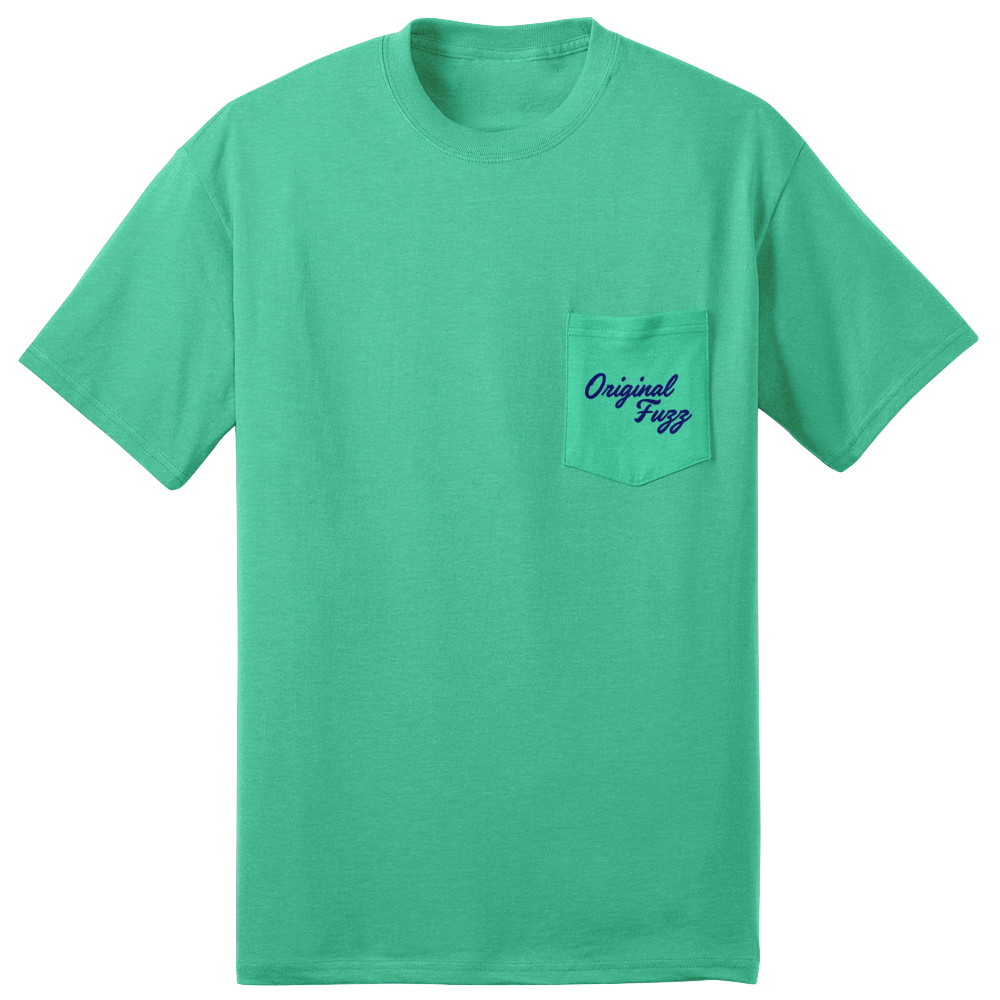 Pocket T-Shirt in Mint