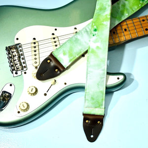 Print Guitar Strap in Chester