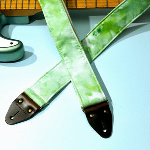 Print Guitar Strap in Chester Product detail photo 3