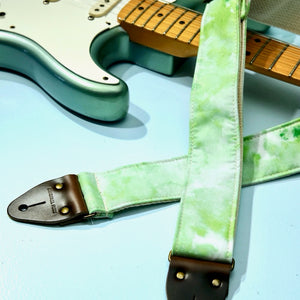 Print Guitar Strap in Chester Product detail photo 6