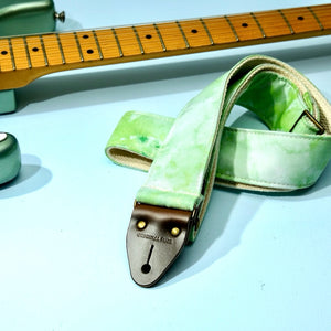 Print Guitar Strap in Chester Product detail photo 2