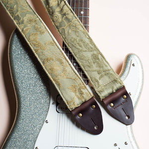 Reclaimed Guitar Strap in Beaufain Street Product detail photo 2
