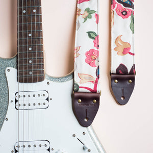Reclaimed Guitar Strap in Darlington Ave Product detail photo 0