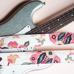 Reclaimed Guitar Strap in Darlington Ave Product detail photo 3