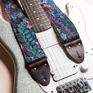 Reclaimed Guitar Strap in Market Street Product detail photo 1