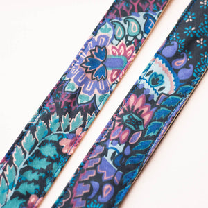 Reclaimed Guitar Strap in Market Street Product detail photo 2
