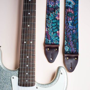 Reclaimed Guitar Strap in Market Street Product detail photo 3