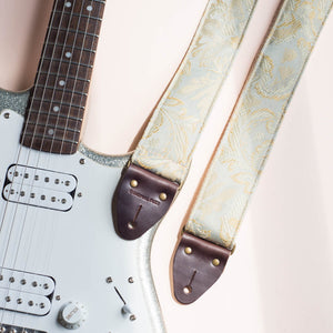 Reclaimed Guitar Strap in Simons Street Product detail photo 3