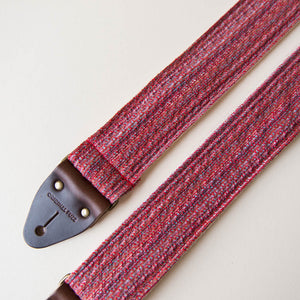 Modern Vintage Guitar Strap in Rutledge Avenue