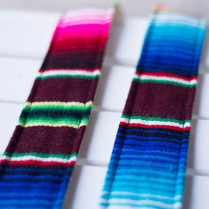 Serape Guitar Strap in Escondido Product detail photo 4