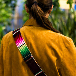 Serape Guitar Strap in Escondido Product detail photo 1