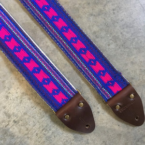 Singles Series Guitar Strap No. 02