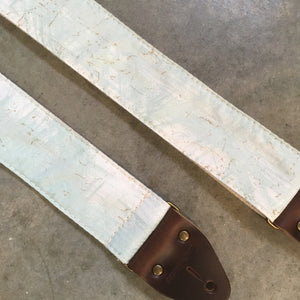 Singles Series Guitar Strap No. 05