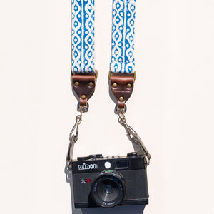Skinny Camera Strap in Griff Product detail photo 2
