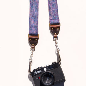 Skinny Camera Strap in Jefferson Street Product detail photo 1
