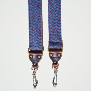 Skinny Camera Strap in Jefferson Street Product detail photo 3