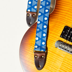 Skinny Guitar Strap in Alex Bleeker Product detail photo 1