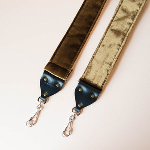 Velvet Camera Strap in Nolita Product detail photo 0