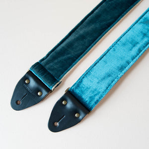 Velvet Guitar Strap in SoHo Product detail photo 1