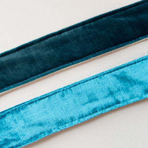 Velvet Guitar Strap in SoHo Product detail photo 5