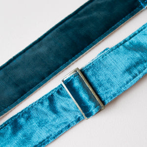 Velvet Camera Strap in SoHo Product detail photo 2