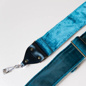 Velvet Camera Strap in SoHo Product detail photo 0