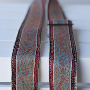 Vintage Camera Strap in Jewel Street Product detail photo 2