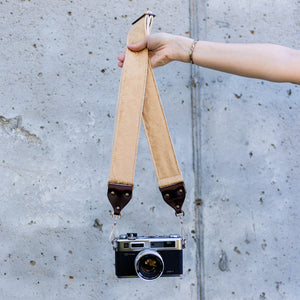 Reclaimed Camera Strap in Lorimer Product detail photo 1
