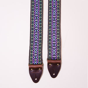 Vintage Guitar Strap in Depot Street Product detail photo 4
