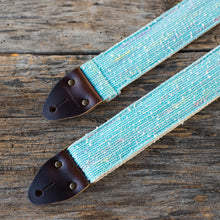 Reclaimed Guitar Strap in Magazine Street
