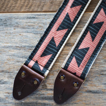 Vintage Guitar Strap in Port Street