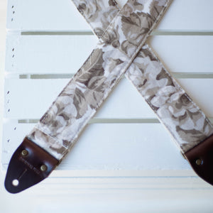 Reclaimed Guitar Strap in Driggs Ave Product detail photo 2